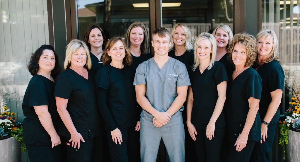 The Family And Implant Dentistry Team